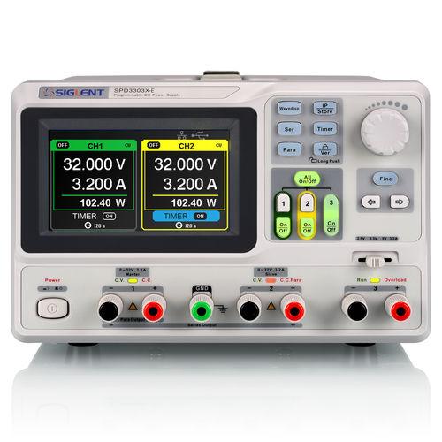 AC/DC-Stromversorgung - Siglent Technologies Co., Ltd