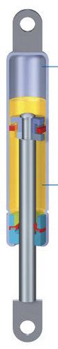Stoßdämpfer / hydraulisch / Maschinen