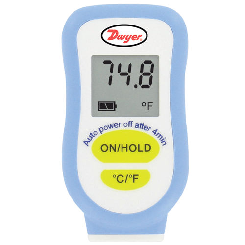 Thermometer mit Thermoelement / digital / Taschen / kompakt
