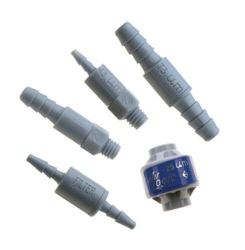 Druckluftfilter / mit Sieb / Inline / zum Einmalgebrauch