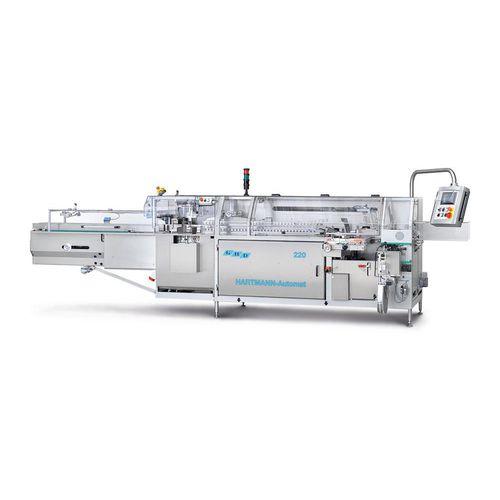 automatische Verpackungsmaschine / Vakuum / für Papier / für die Lebensmittelindustrie