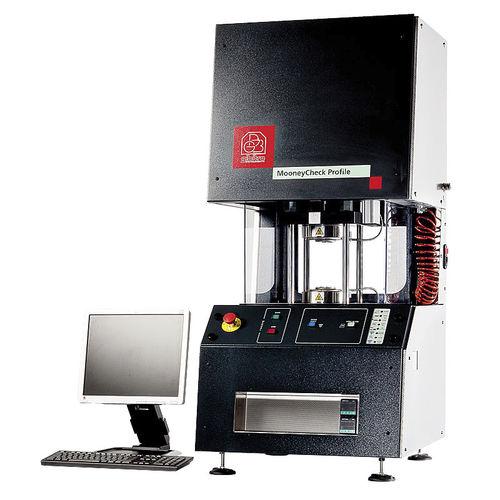 Rotationsviskosimeter / Dreh / Prozess / vertikal