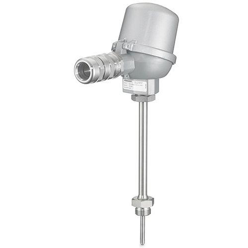 RTD-Temperatursensor / Edelstahl / 2-Leiter / 3 Kabel