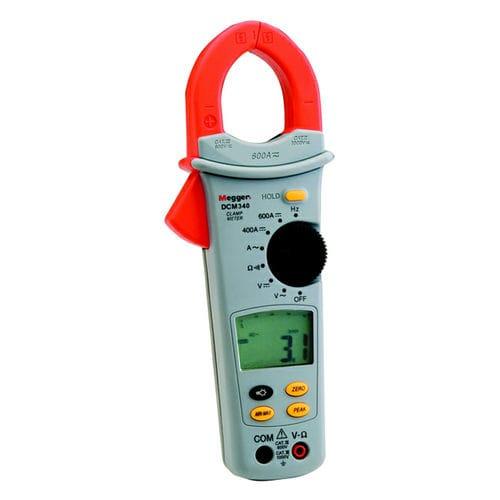 digitales Stromzangen-Multimeter / tragbar / 600 V / cat III