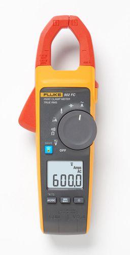 digitales Stromzangen-Multimeter / tragbar / 600 V / 300 V