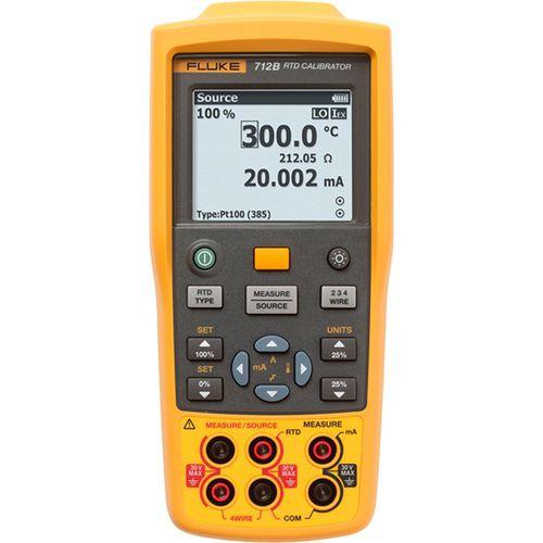 Temperaturkalibrator / für RTD-Sensor / Digital