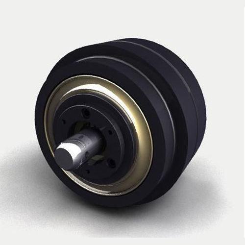 Pulver-Schaltkupplung / elektromagnetisch