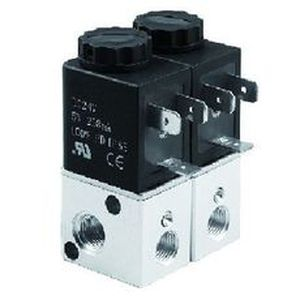 direktgesteuertes Magnetventil / 3/2-Wege / normal geschlossen / hydraulisch