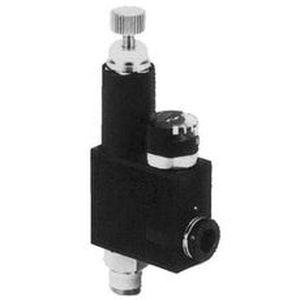 Luftdruckregler / einstufig / pneumatisch / Miniatur
