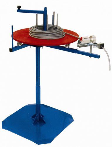 manueller Auf- und Abwickler / Kabel / mit Längenmessgerät