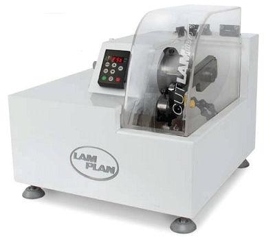 Schneidmaschine für Metall / Rundmesser / Proben / Labor