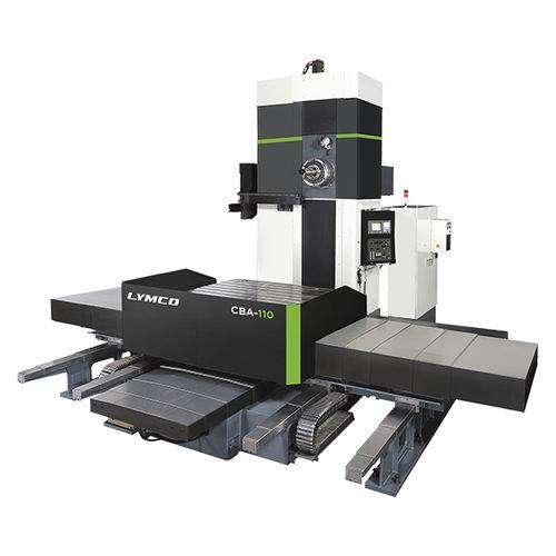 Bohr- und Fräszentrum / CNC / horizontal / für große Werkstücke