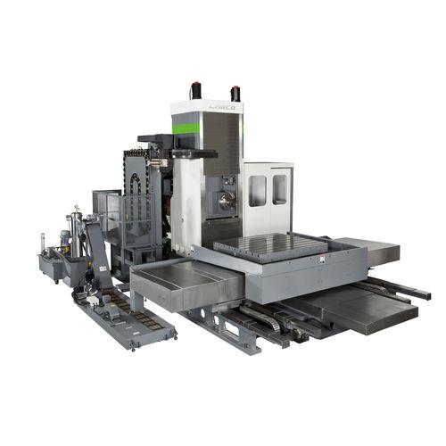 CNC-Ausbohrmaschine / horizontal / 4-Achsen Zentrum-110R2 LYMCO, BY LYWENTECH CO., LTD.