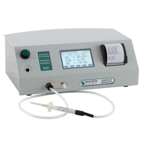 Sauerstoffanalysator - Systech Illinois