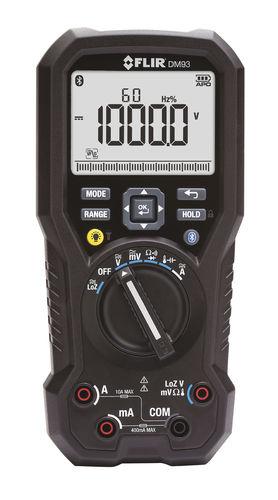 digitales Multimeter / mobil / true-RMS / für Industrieanwendungen