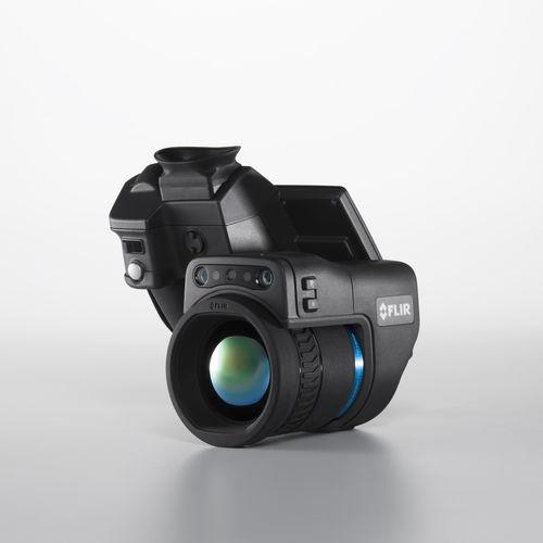 Wärmebildkamera / Infrarot / CCD / hochauflösend FLIR T1K / T1020 FLIR SYSTEMS