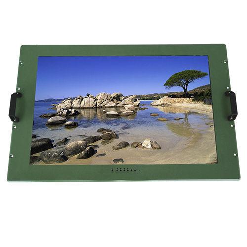 LCD-Monitor / mit kapazitivem Touchscreen / 1920 x 1080 / rackable