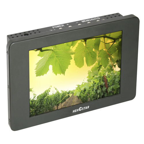 LCD/TFT-Monitor / mit resisitivem Touchscreen / 8.4