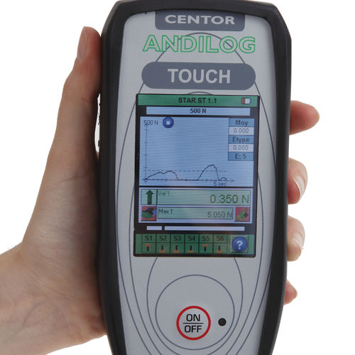 digitales Kraftmessgerät - ANDILOG Technologies
