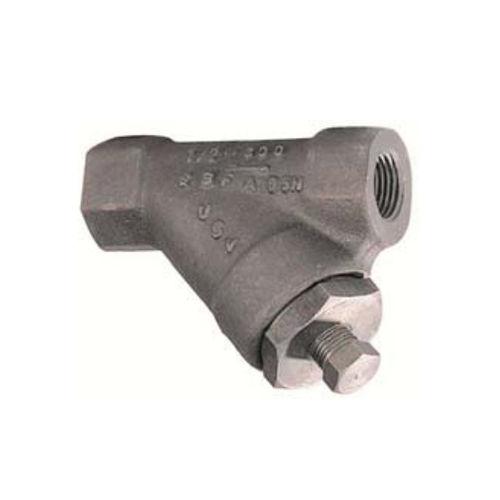Filter mit Sieb / Dampf / für Hochdruck-Anwendungen / Stahl