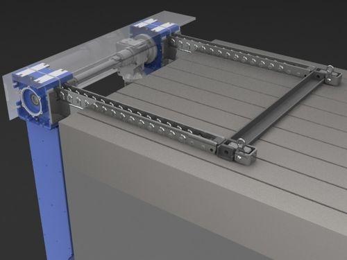 Transfersystem für Pressen / zur Werkzeugpositionierung