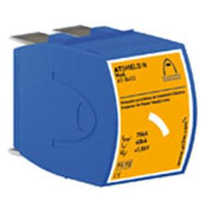Überspannungsableiter Typ 1 / modular / Niederspannung / für Stromversorgung