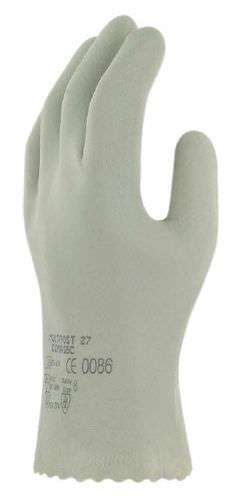 Handschuhe für Labor / PVC / Nitril Multipost series COMASEC