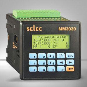 Schalttafelmontage-SPS / DIN-Schiene / mit integriertem E/A / RS485