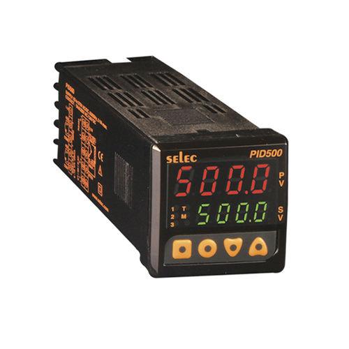 LED-Doppelanzeige-Temperaturcontroller / PID / IP65 / für Schalttafeleinbau