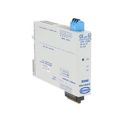 AC/DC-Stromversorgung / ATEX / für Fernbedienung / DIN-Schienen
