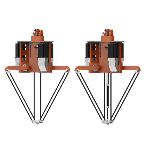 Delta-Roboter / 4-Achs / 3-Achs / Verpackung