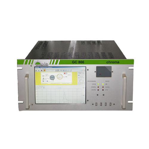 Methan-Analysator / Sauerstoff / Kohlendioxid / Kohlenstoffmonoxid