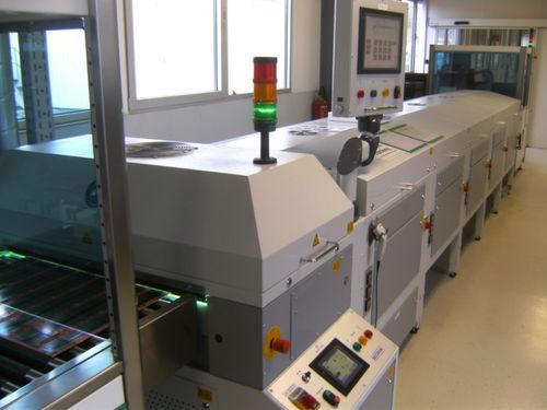 UV-Polymerisierungssystem / für Beschichtung / zur Trocknung