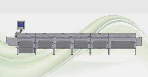 UV-Polymerisierungssystem / zur Trocknung / mit Bandförderer