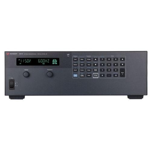 AC/AC-Stromversorgung / Einfachausgang / programmierbar / Messgerät
