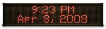 Alphanumerische-Display / Punktmatrix / 17 Segmente / zweizeilig