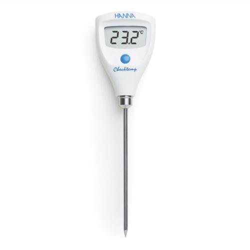 Fühler-Thermometer / digital / Taschen / Edelstahl