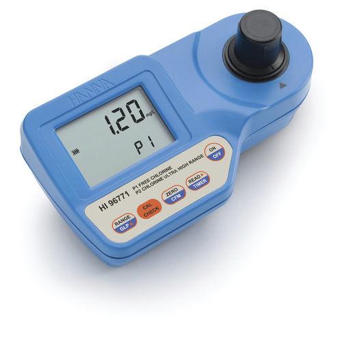 tragbares Photometer / zur Wasseranalyse