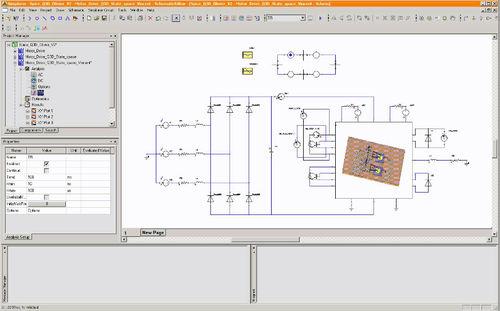 Software für die Erstellung von bestückten Leiterplatten / 2D / 3D