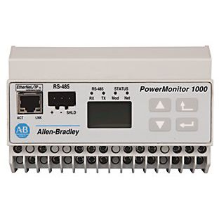 Leistungsüberwachungsgerät / Modbus / Ethernet PowerMonitor™ 1000 Allen-Bradley