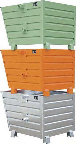 Müllbehälter für Siedlungsabfälle