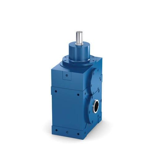 Getriebe mit Spiralkegel-Drehmoment / Schneckenzahnrad / Präzision / für Untersetzungsgetriebe