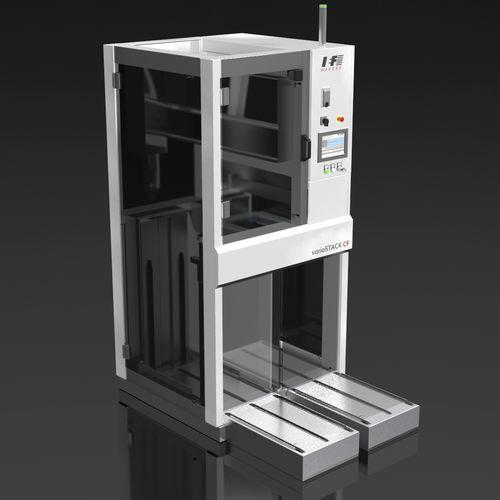 Oben-Palettierer - IEF-Werner GmbH
