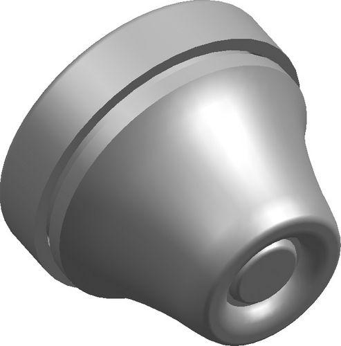 Elastomer-Kabeldurchführung / Membran IP67, RoHS | SNAP™ A. Vogt GmbH & Co.KG