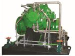 Wasserpumpe / Öl / elektrisch / zentrifugal