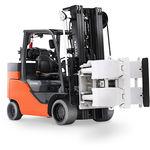 Gabelstapler mit Verbrennungsmotor / Gas / Sitz / für Industrieanwendungen