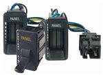 Gleitschieber-Schalter / einpolig / Steuer / Thermoplast