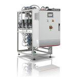 kompaktes Waschsystem / Wasser / automatisch / für Sanitäranwendungen