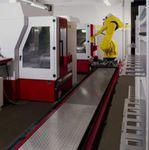 Roboterzelle für Materialhandling