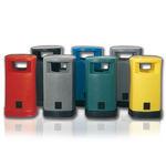 Abfallbehälter aus Polypropylen / für Industrieabfälle A80, A120 DENIOS